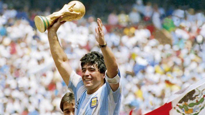 আর্জেন্টাইন 'ফুটবল ঈশ্বর' ডিয়েগো ম্যারাডোনা আর নেই